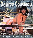 Desiree Cousteau 4 Pack Set