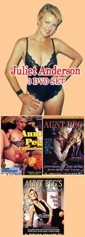 Juliet Anderson�@3 DVD SET